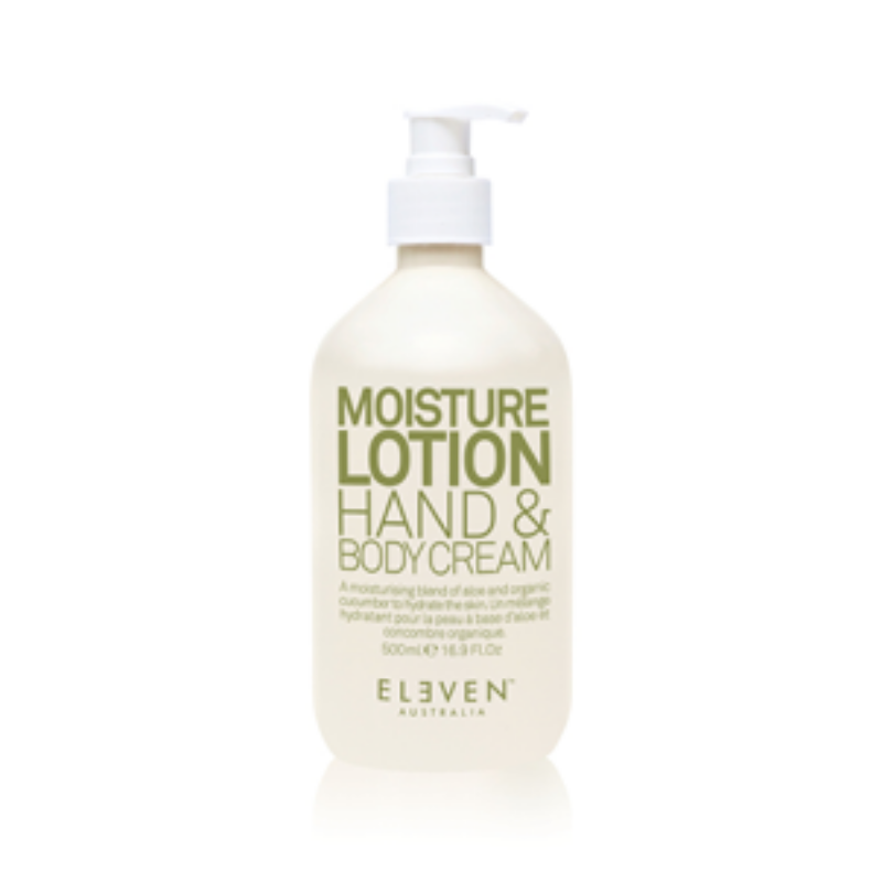 Moisture Lotion Hand & Body Cream 500ml