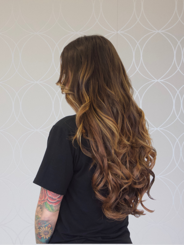 """24"""" Ombre Tape-In Extensions"""