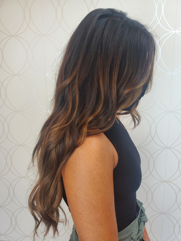 """20"""" Hand-tied Weft Extensions"""