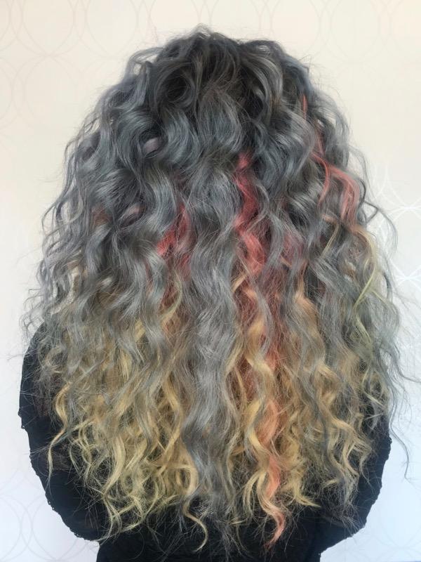 Silver Fashion Haircolour