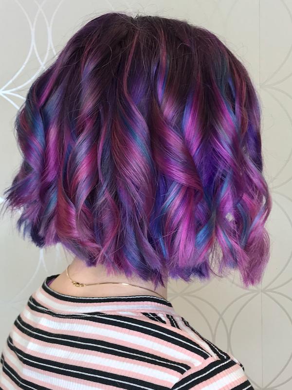 Vivid Haircolour
