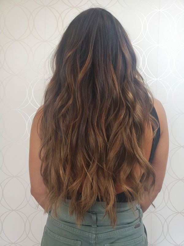 Dòchas Hand-tied Weft Extensions