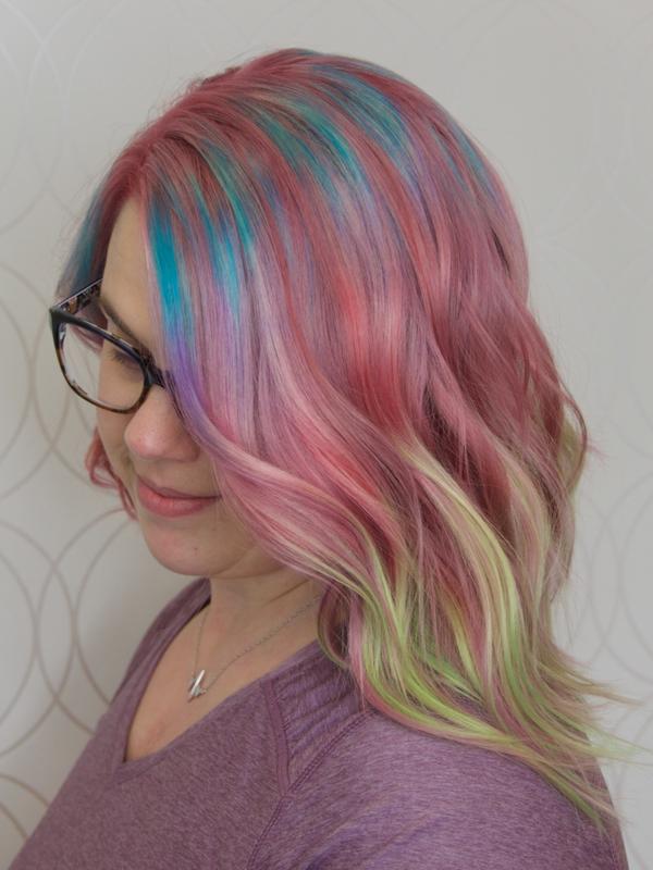 Pulp Riot Dusty Rose Haircolour