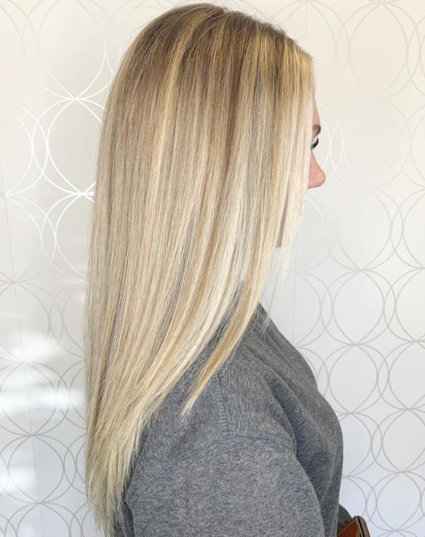 Bright Dimensional Blonde