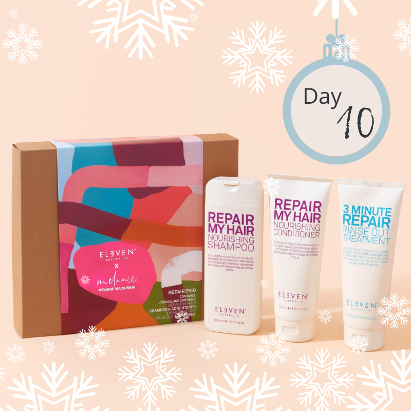 Day 10 - Holiday Repair Trio