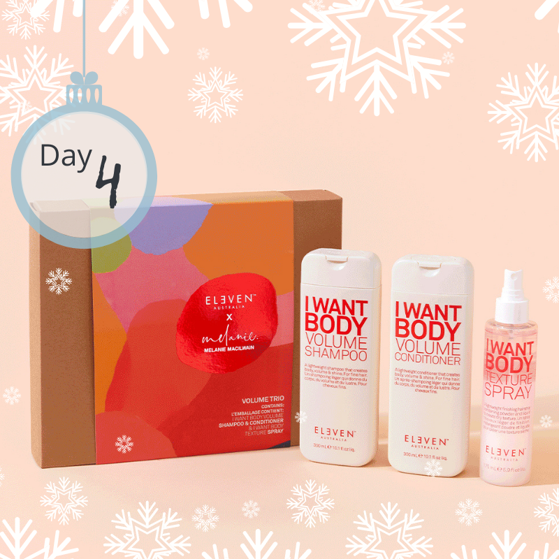 Day 4 - I Want Body Holiday Trio